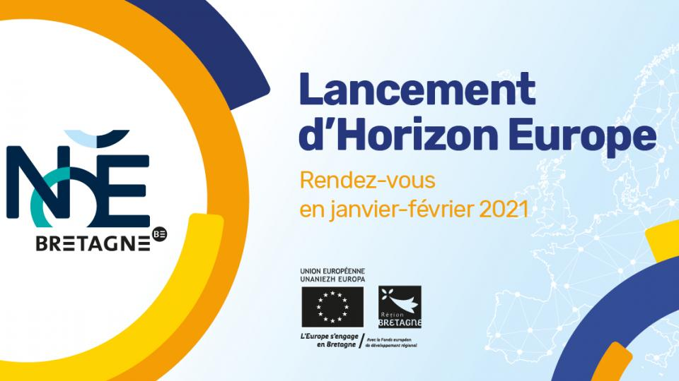 Lancement Horizon Europe